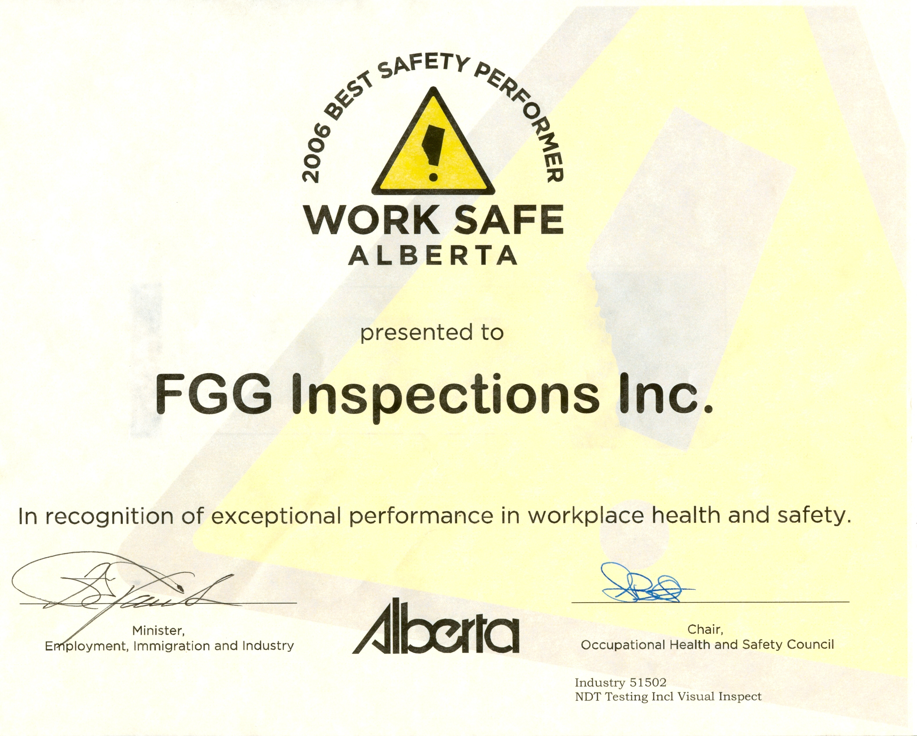 Safety certificate information xflitez Images